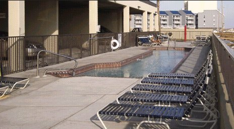Pool at the Phoenix All Suites Hotel in Orange Beach, where Myrt and Angela Hales own Unit 903. Call 1-800-594-9685 and ask for Unit 903
